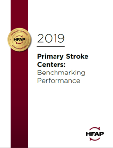 2019 Stroke Benchmarking Report